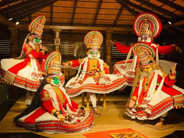 Kerala Kathakali