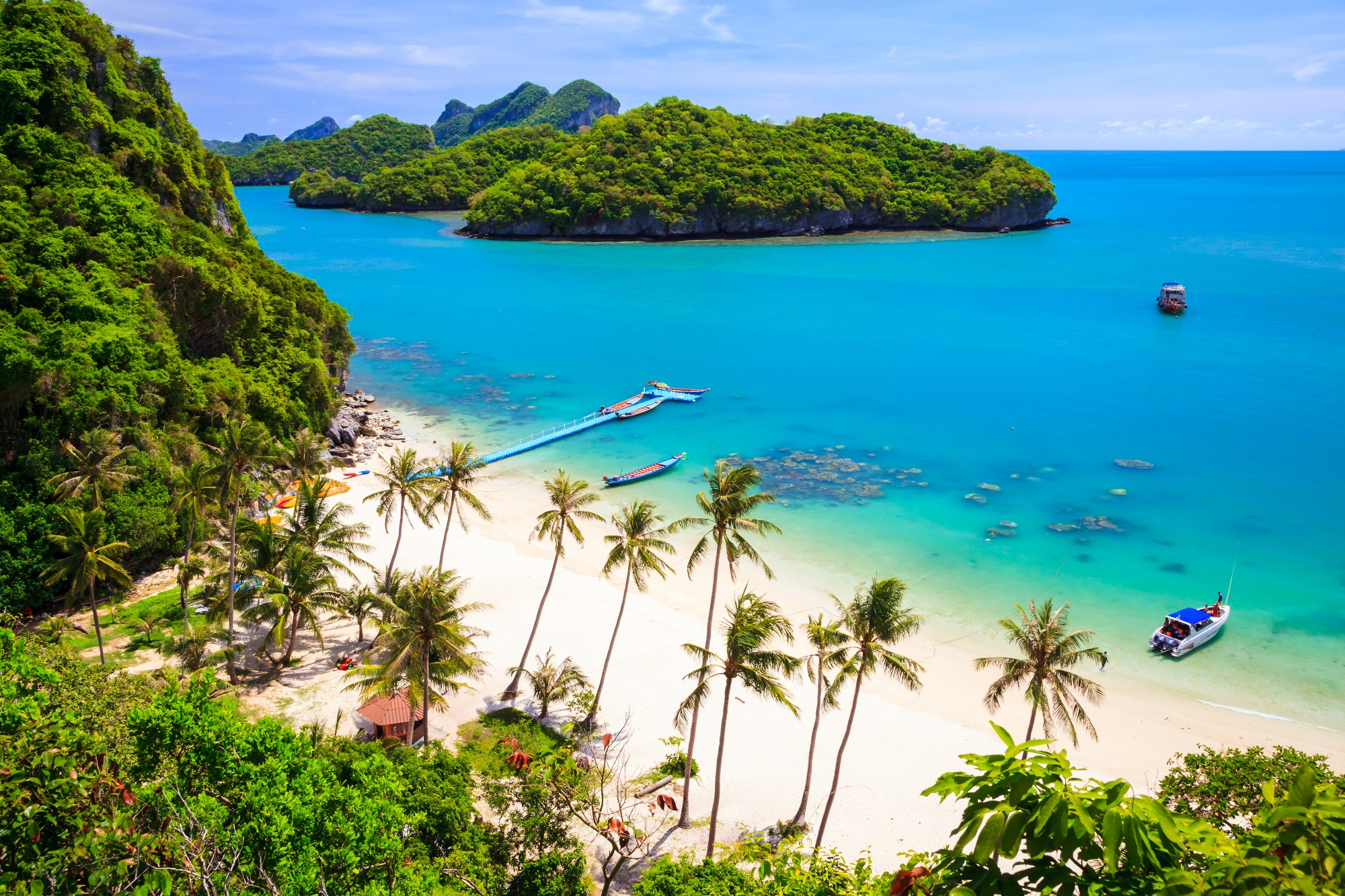 Hot Spring and Summer Thailand Deals!