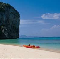 Thai Island Sunsets